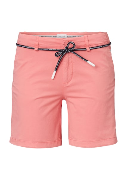 Hosen für Frauen - Marc O'Polo DENIM Shorts apricot rosa  - Onlineshop ABOUT YOU