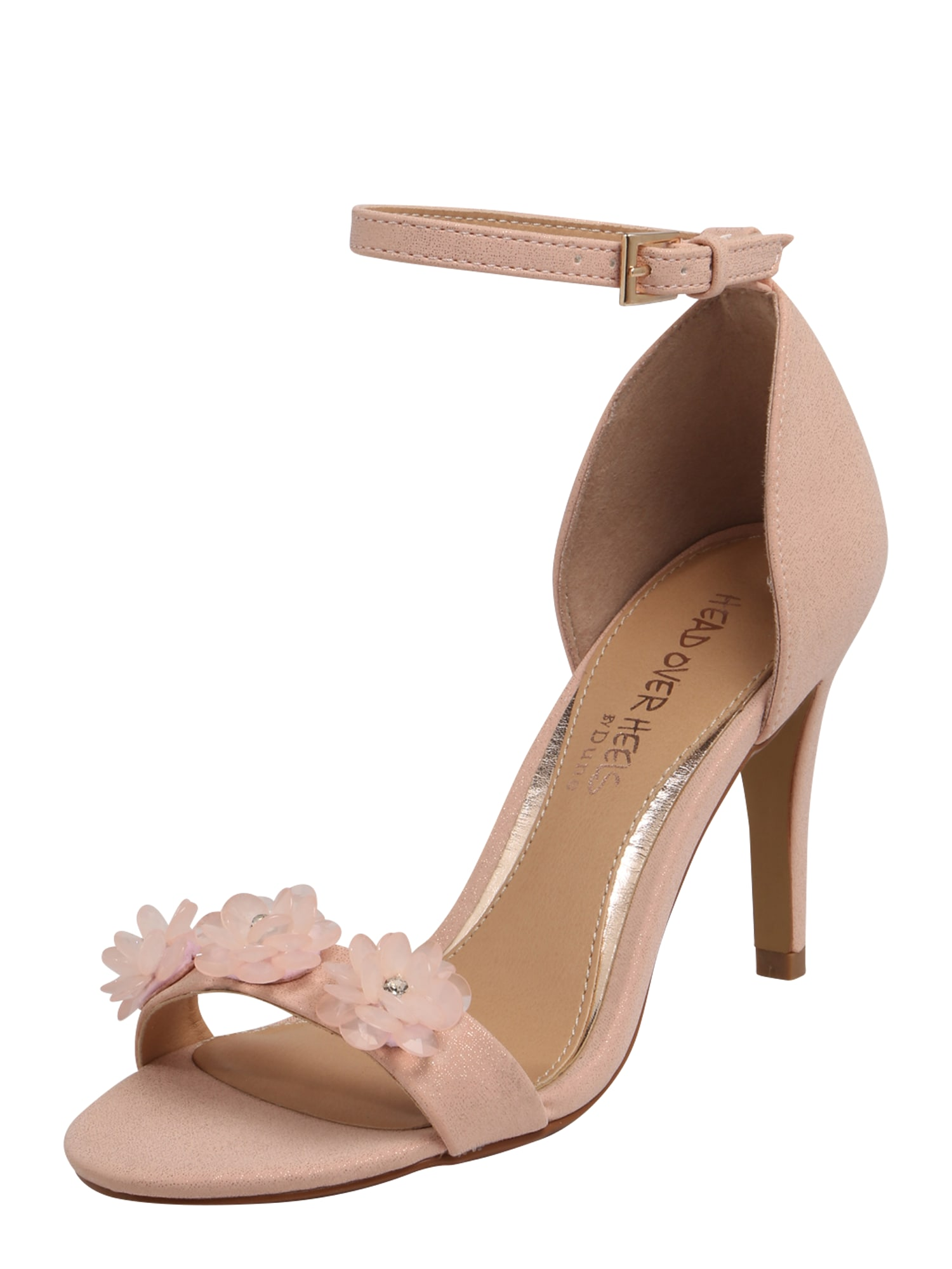 Páskové sandály MUSE růžová Head Over Heels