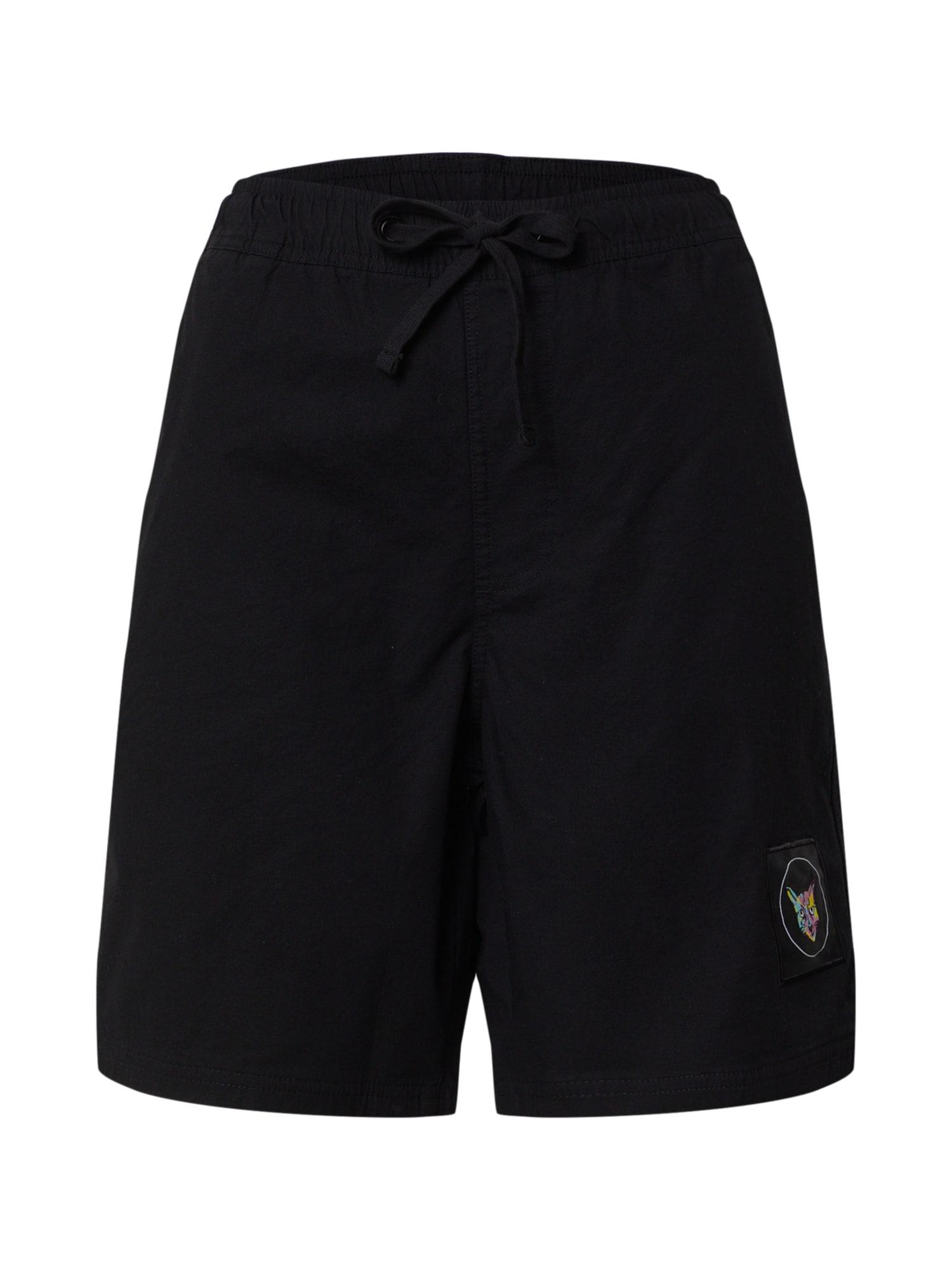 PARI Plavecké šortky 'Swim Club'  čierna