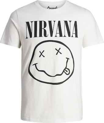 JACK & JONES 'Nirvana' - T-Shirt