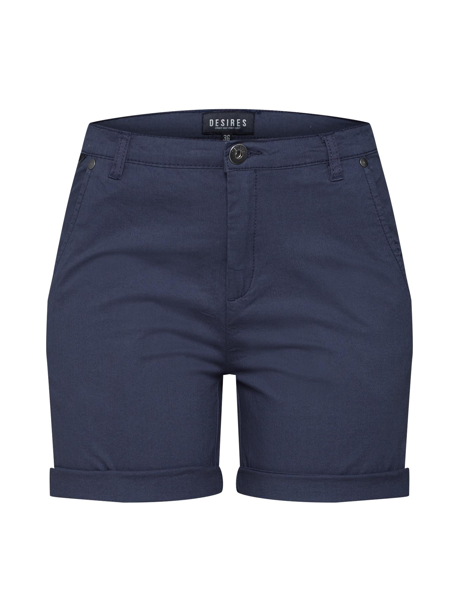 Kalhoty Adina 1 tmavě modrá Desires