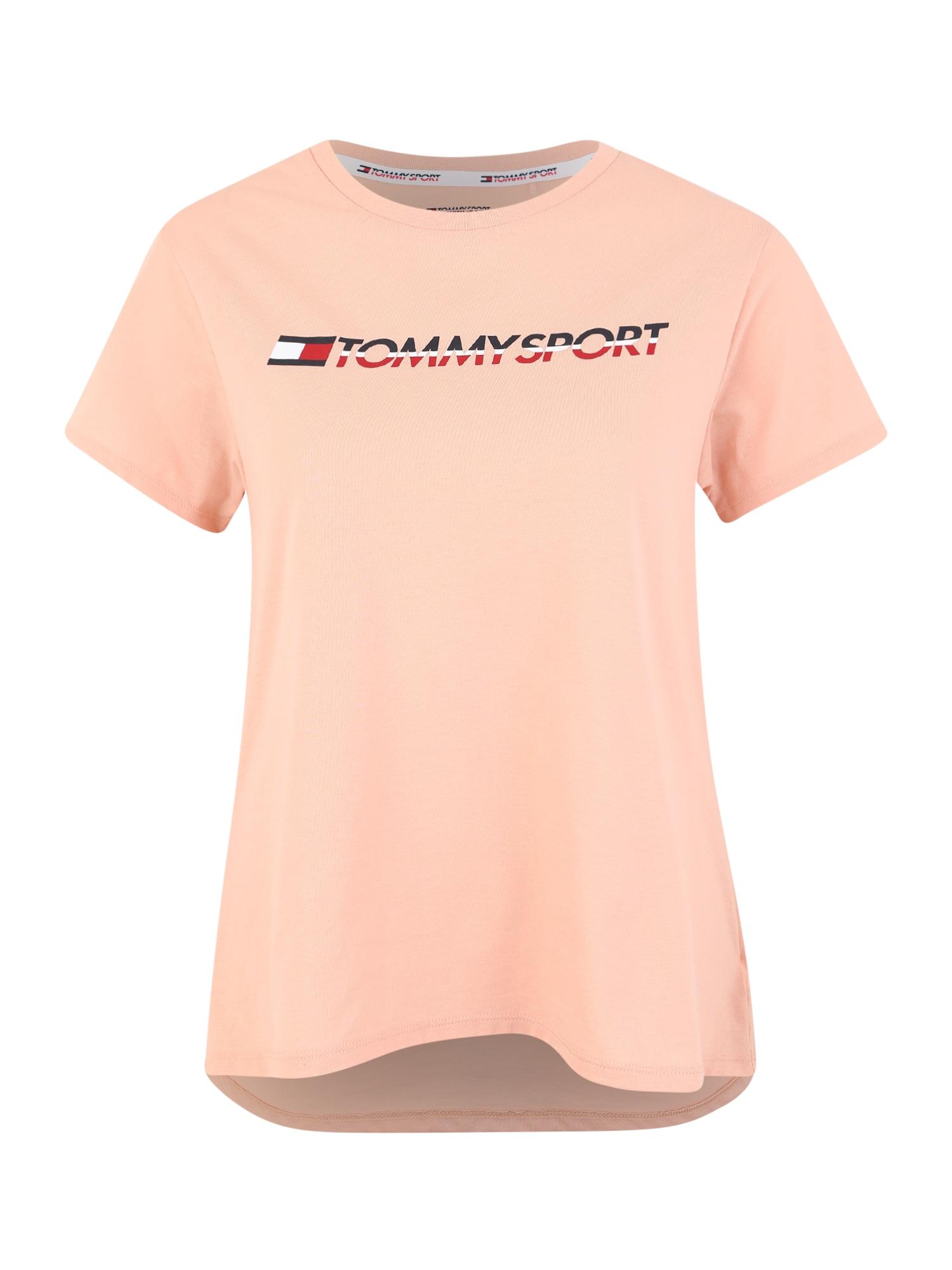 Funkční tričko SS 55 růžová Tommy Sport