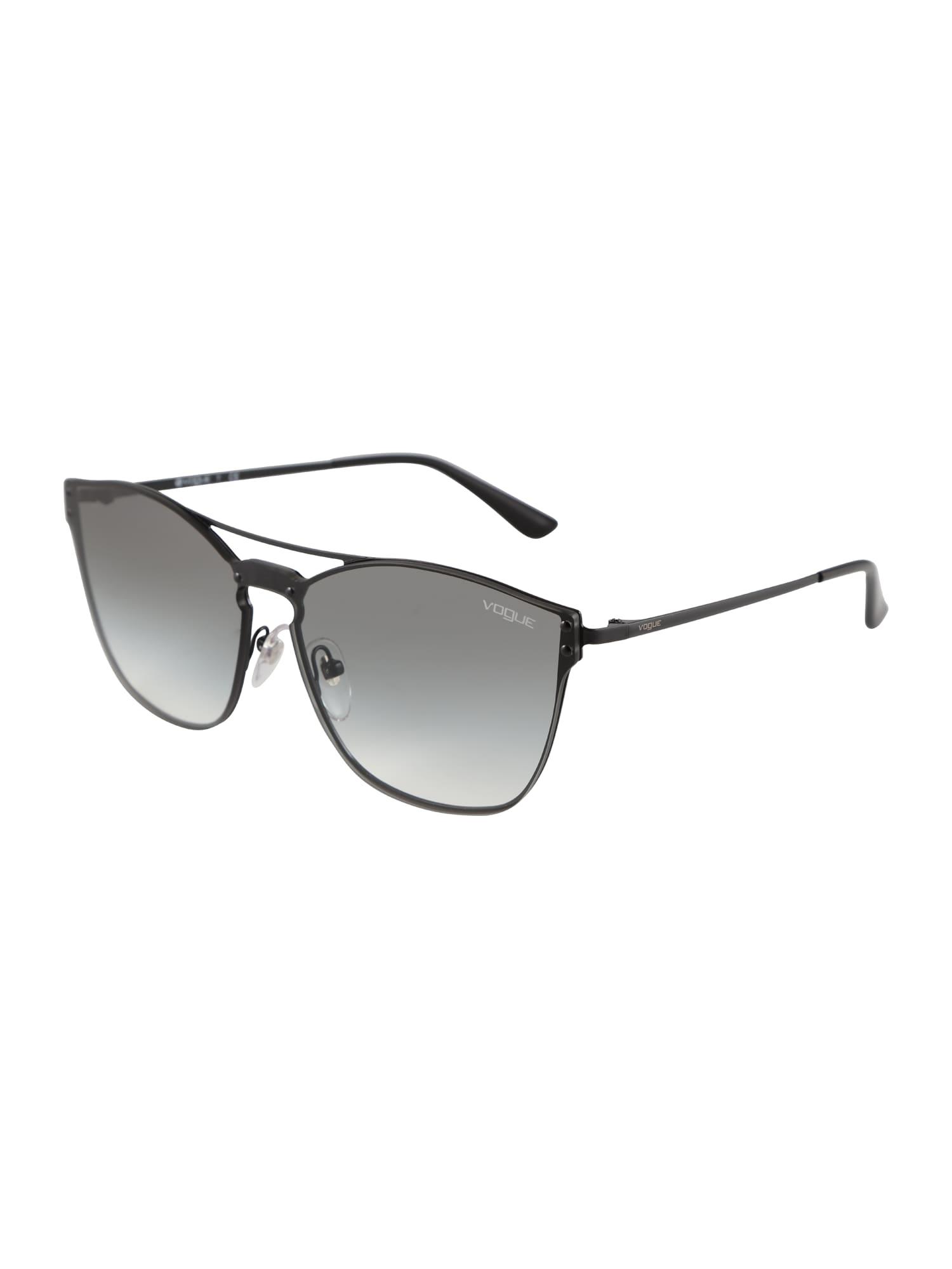 Sluneční brýle šedá černá VOGUE Eyewear