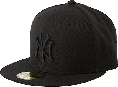NEW ERA Cap '59FIFTY Black on Black New York Yankees'