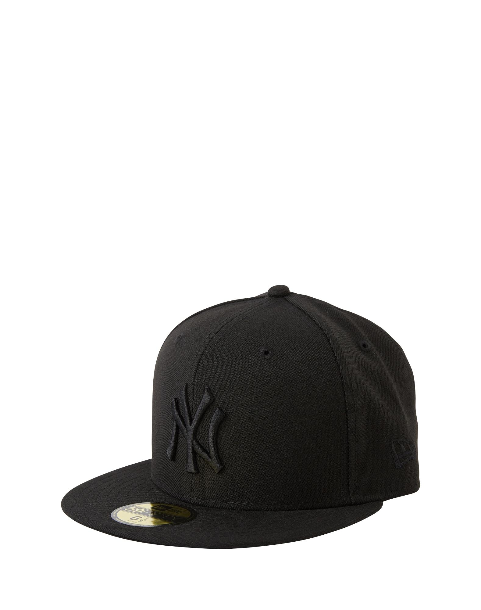 Kšiltovka 59FIFTY Black on Black New York Yankees černá NEW ERA