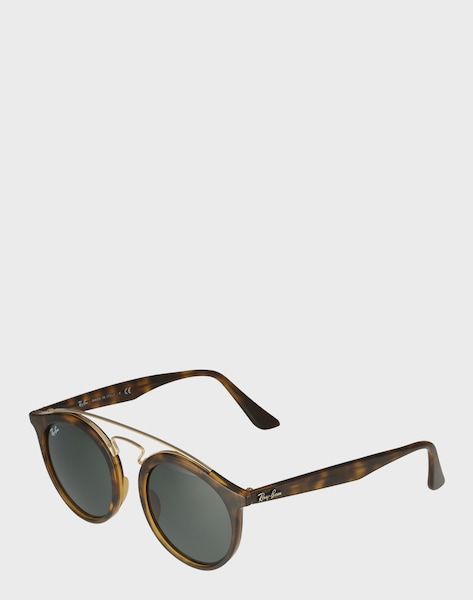 ray ban sonnenbrille 39 gatsby 39 in braun about you. Black Bedroom Furniture Sets. Home Design Ideas