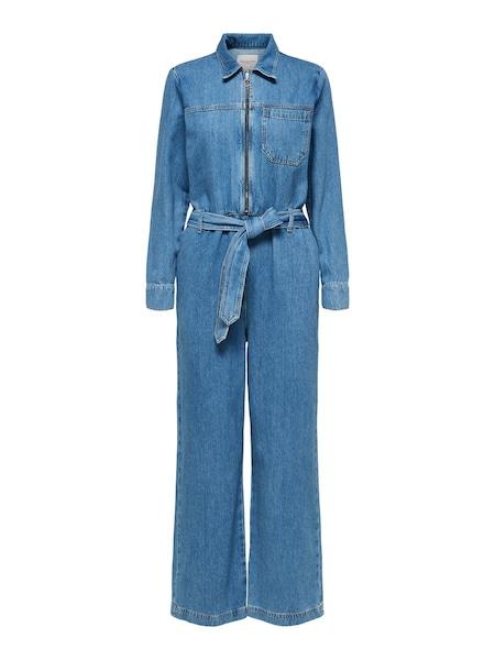 Hosen - Jumpsuit › Selected Femme › blue denim  - Onlineshop ABOUT YOU