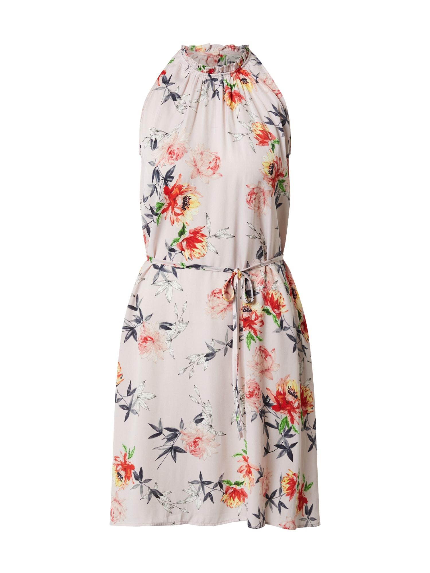 JACQUELINE de YONG Šaty 'JDYSYLVESTER S/L DRESS WVN'  ružová