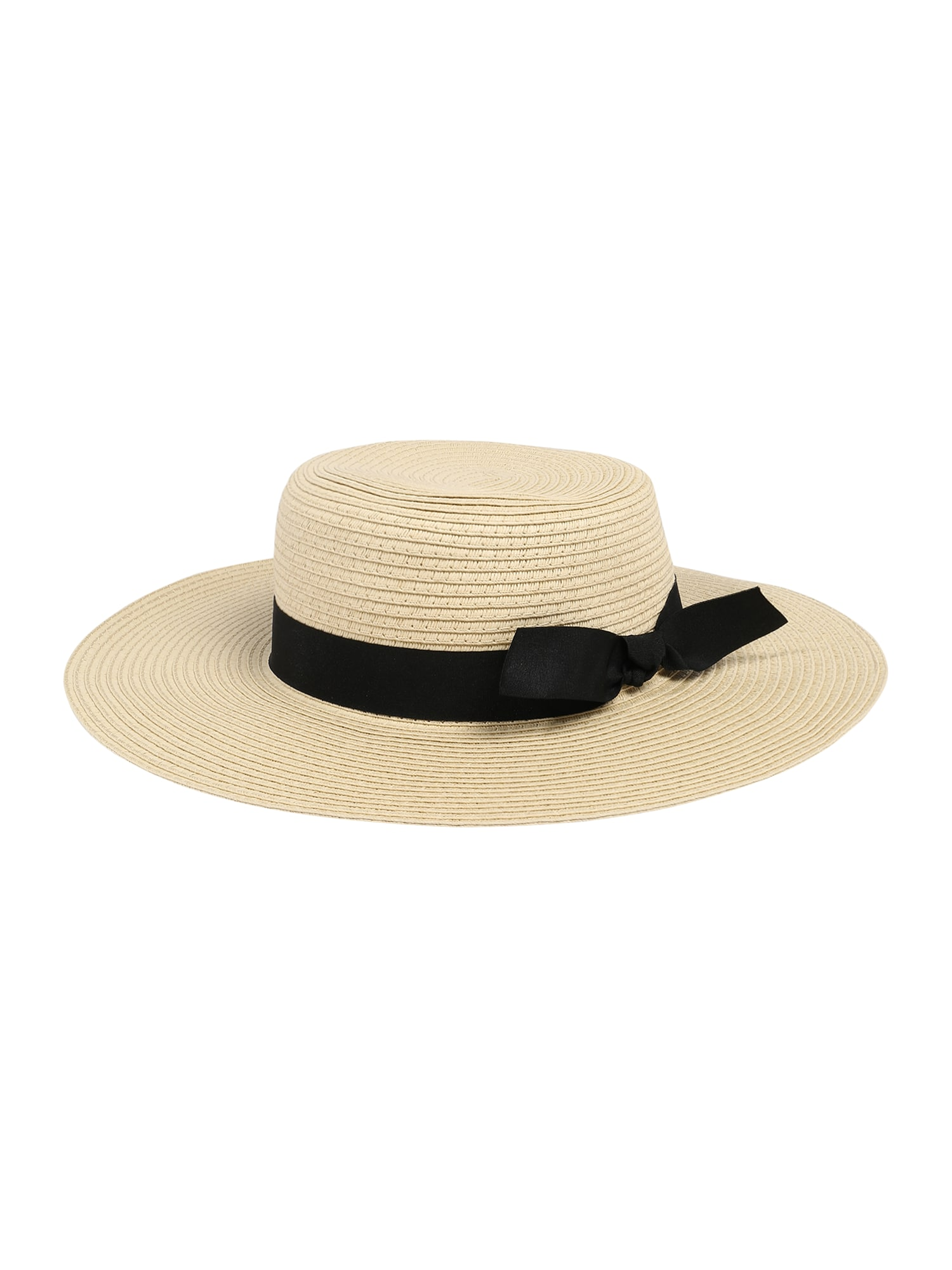 dorothy perkins - Hut 'BEIGE BOATER HAT'