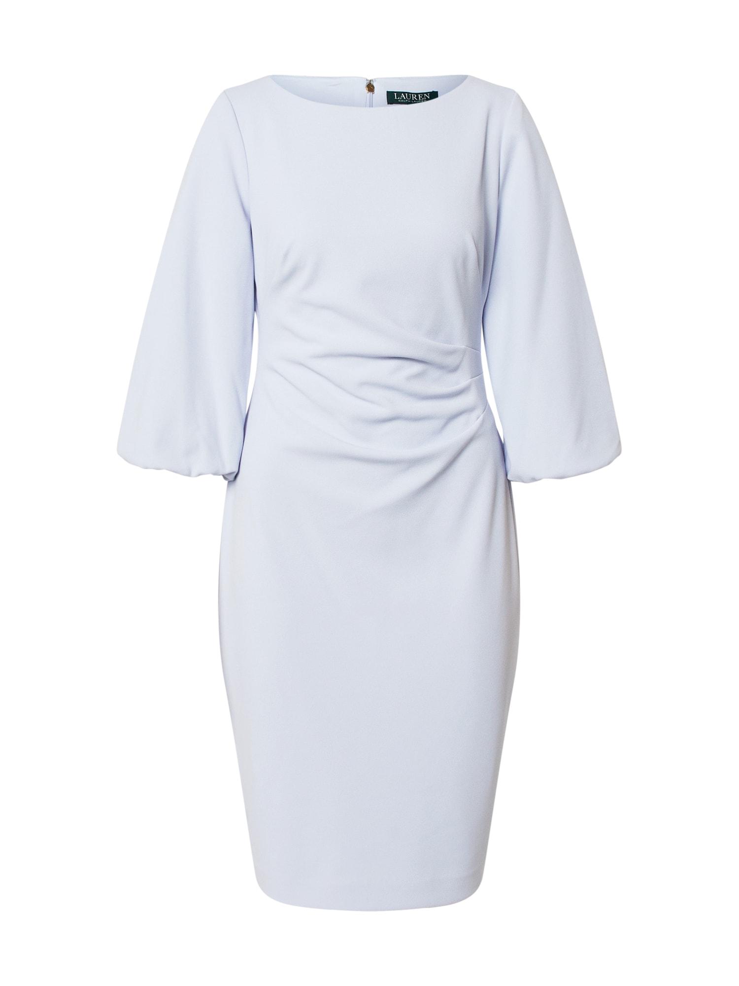 Lauren Ralph Lauren Rochie 'LOUISA-3/4 SLEEVE-DAY DRESS'  albastru deschis