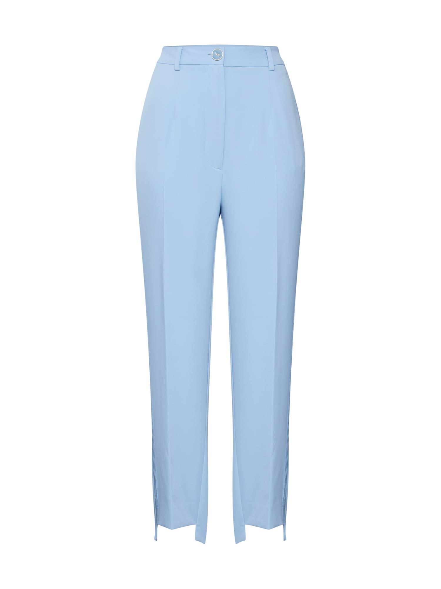 GUESS Kelnės su kantu 'SOPHY' šviesiai mėlyna
