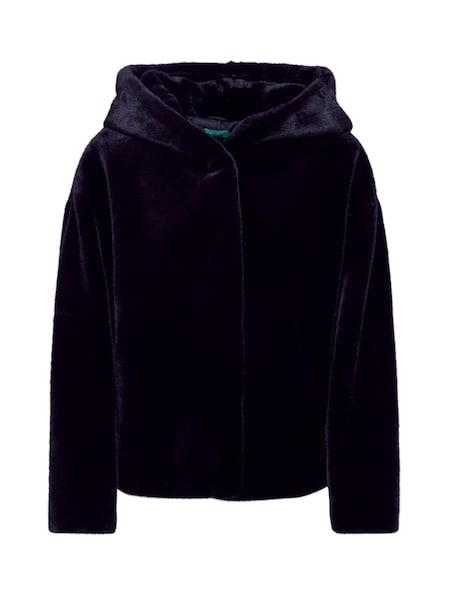 Jacken - Jacke › United Colors of Benetton › schwarz  - Onlineshop ABOUT YOU