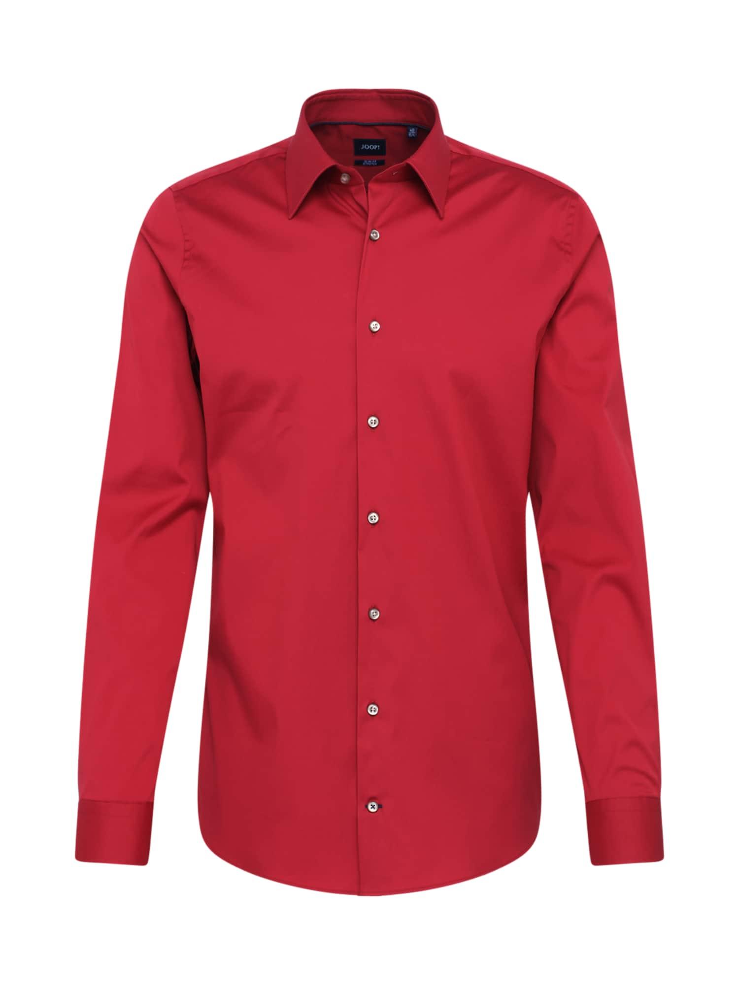 JOOP! Biznis košeľa 'JSH-63Pierce'  červené