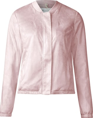 STREET ONE Fake Velours Blouson 'Marissa'