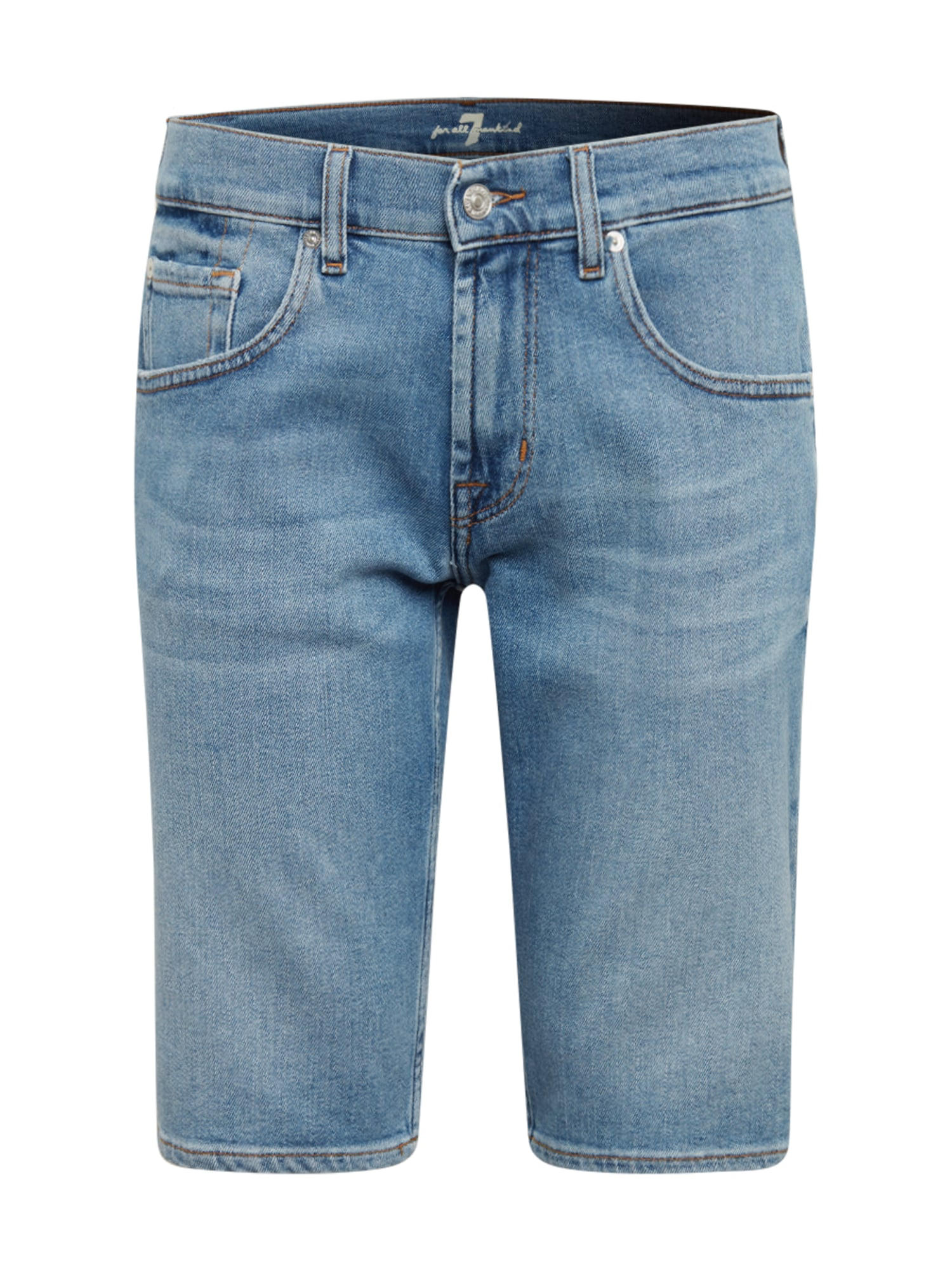 7 for all mankind jean  bleu denim