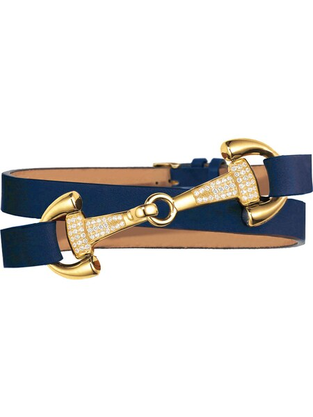 Armbaender - Armband 'Favorit 39532' › Dimacci › blau goldgelb weiß  - Onlineshop ABOUT YOU