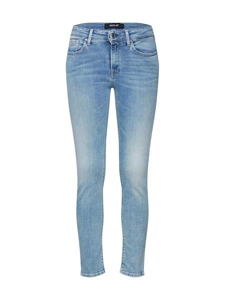 Hosen für Frauen - Jeans 'LUZ' › Replay › blau  - Onlineshop ABOUT YOU