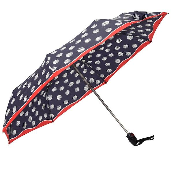 Regenschirme für Frauen - Regenschirm › knirps › dunkelblau rot weiß  - Onlineshop ABOUT YOU