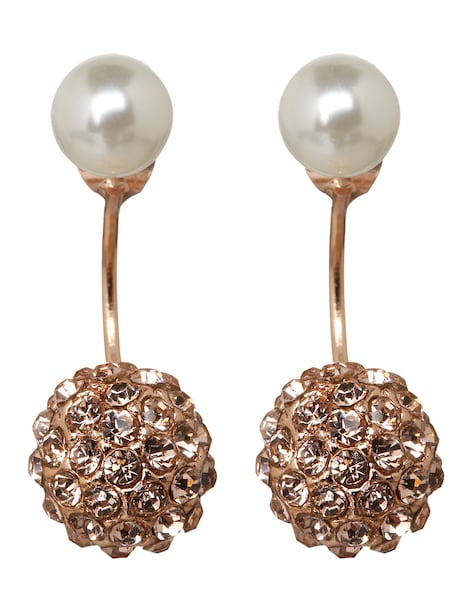 Ohrringe für Frauen - Sweet Deluxe Ohrstecker 'Cagliari' rosegold  - Onlineshop ABOUT YOU