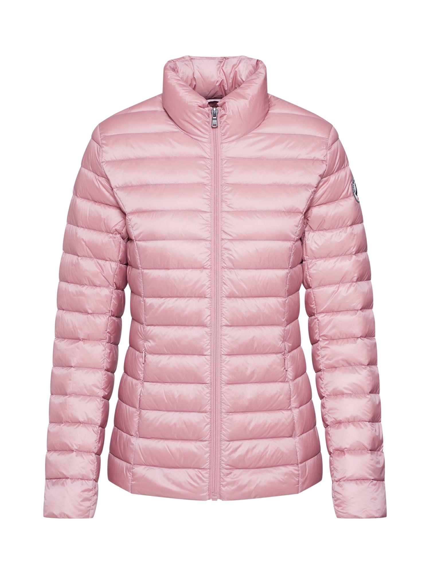 JOTT Demisezoninė striukė 'CHA' rožinė / ryškiai rožinė spalva