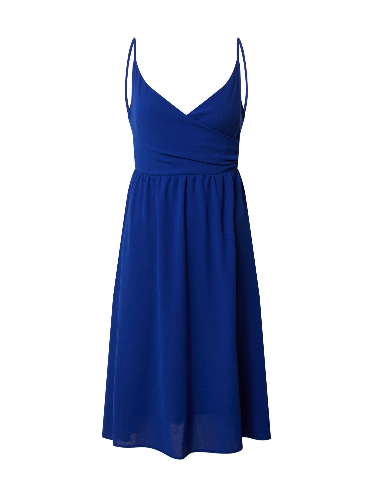 ABOUT YOU Kokteilinė suknelė 'Insa' mėlyna