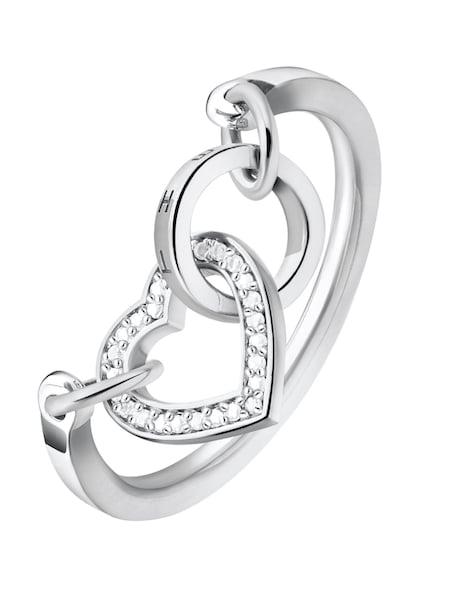 Ringe für Frauen - Ring › Thomas Sabo › silber transparent  - Onlineshop ABOUT YOU