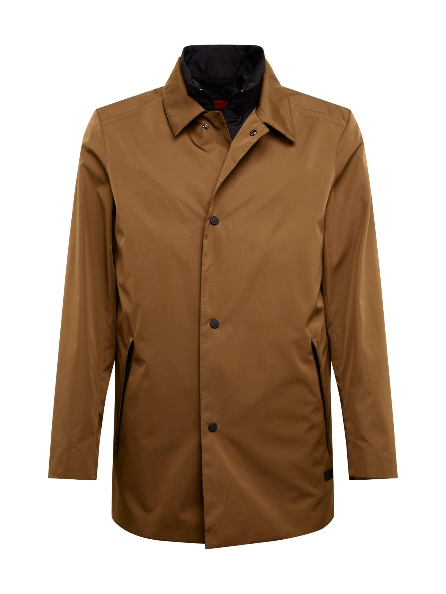 HUGO Rudeninis-žieminis paltas 'Barelto2011' ruda