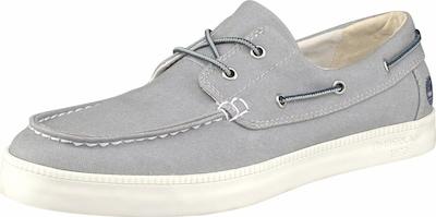 TIMBERLAND Newport Bay 2 Eye Boat Oxford Schnürschuh