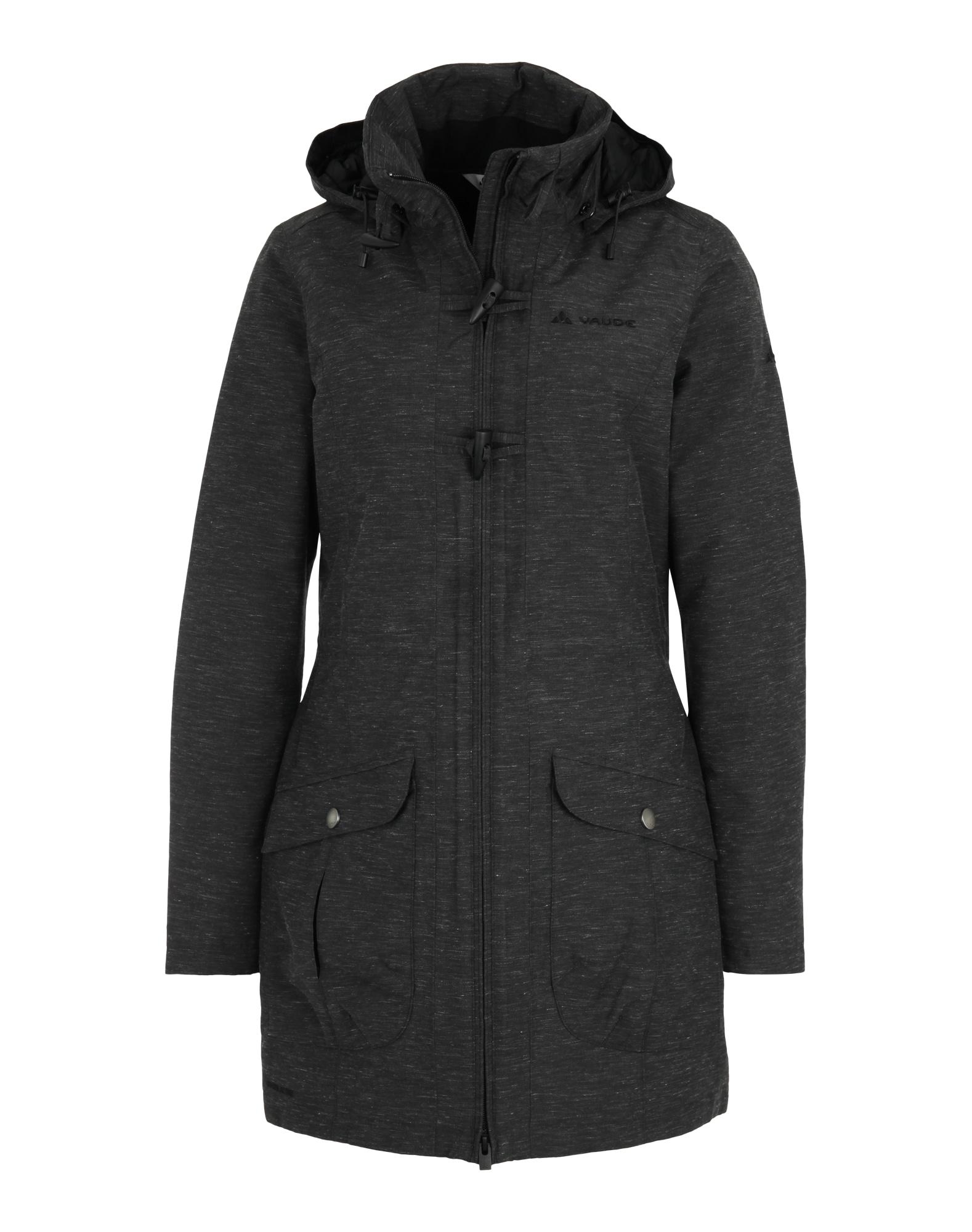 Outdoorová bunda Ceduna černá VAUDE