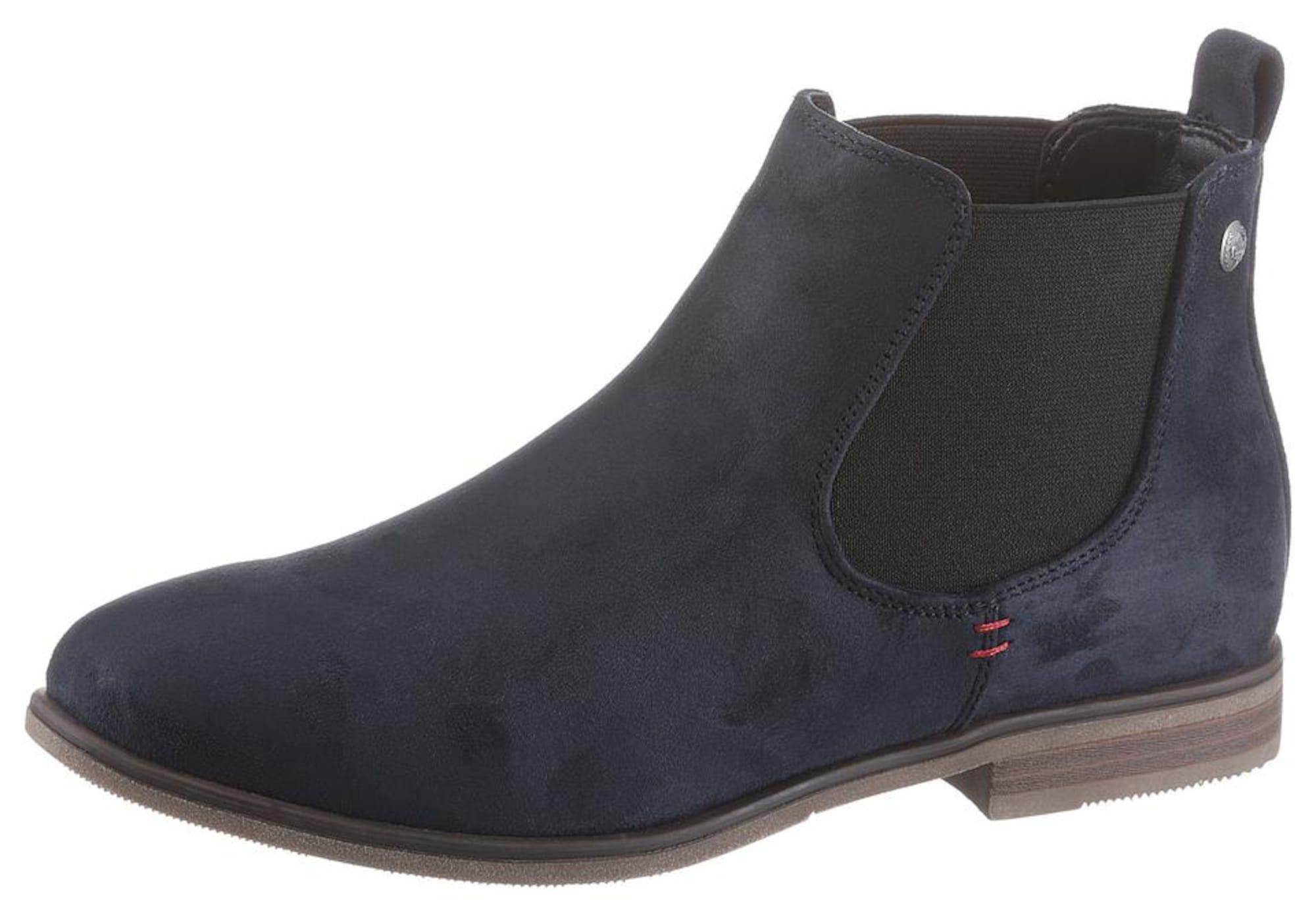 RIEKER Chelsea batai tamsiai mėlyna