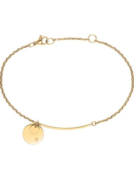 Armbaender für Frauen - Armband 'Dressed up, 2780260' › Tommy Hilfiger › gold  - Onlineshop ABOUT YOU