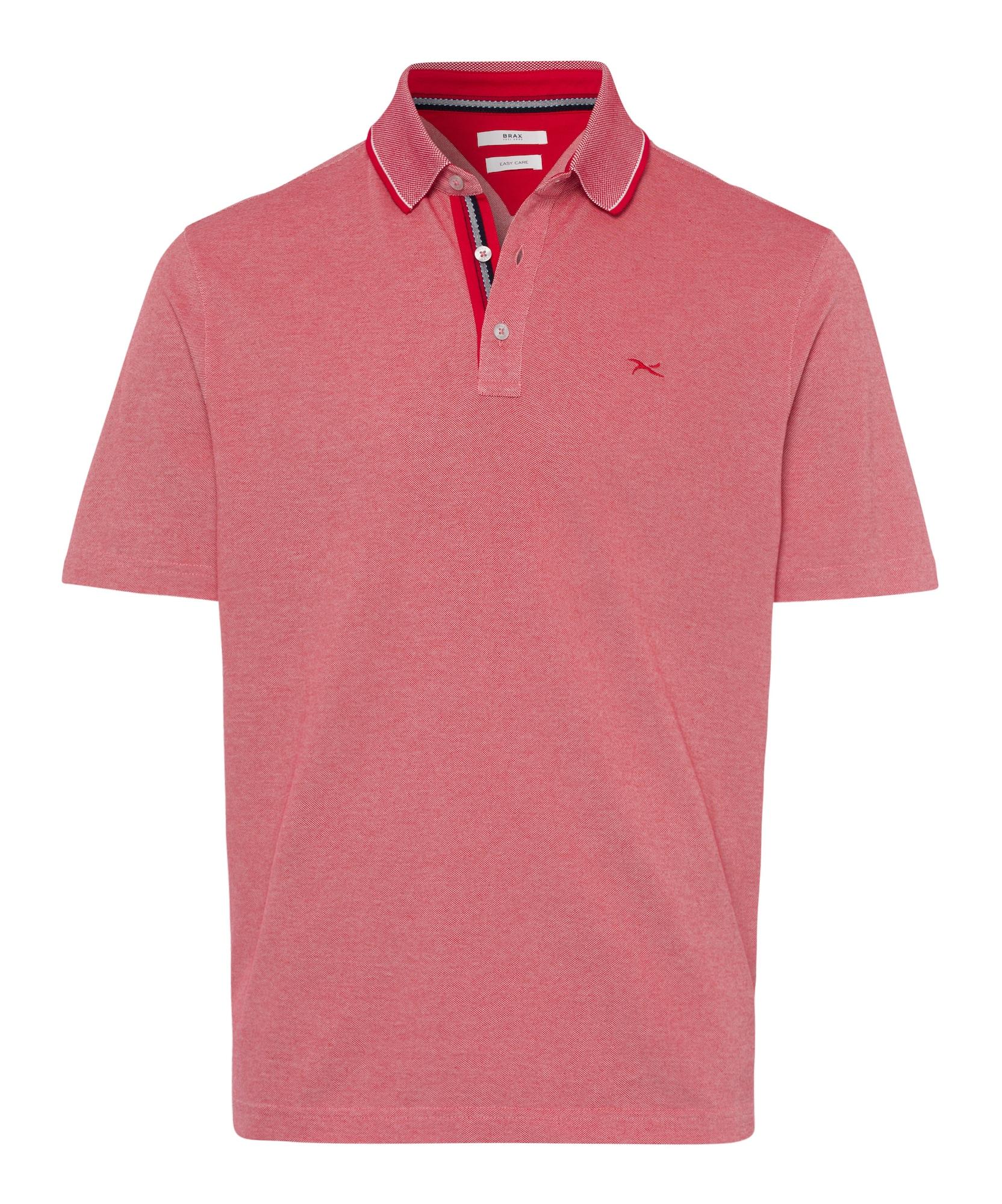 BRAX Marškinėliai 'Petter' pastelinė raudona