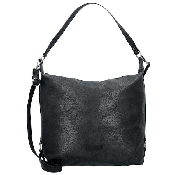 Schultertaschen für Frauen - TAMARIS Matilda Schultertasche 35 cm schwarz  - Onlineshop ABOUT YOU