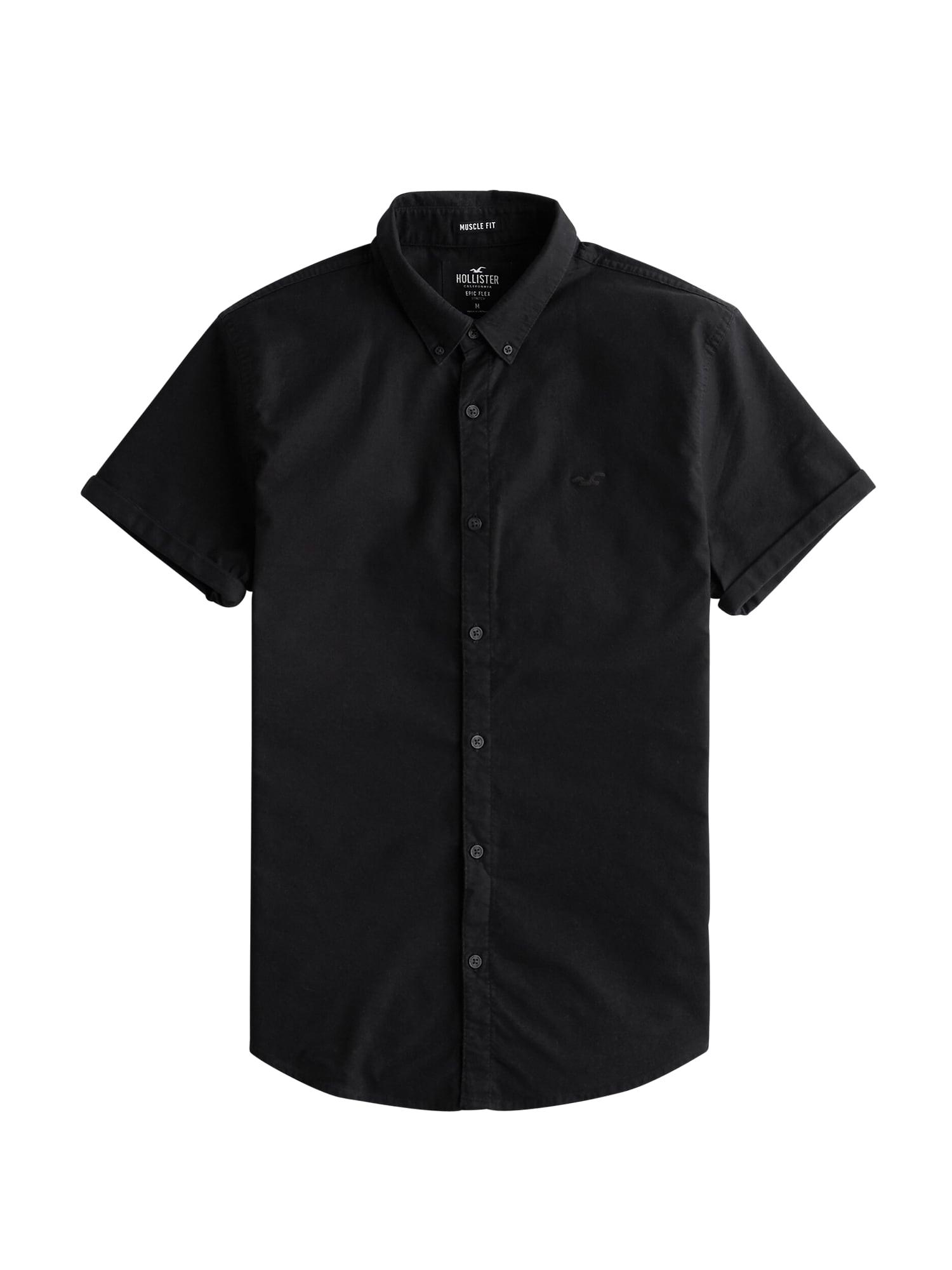 HOLLISTER Košile  černá