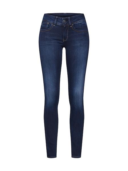 Hosen für Frauen - Jeans 'Lynn' › G Star Raw › navy  - Onlineshop ABOUT YOU