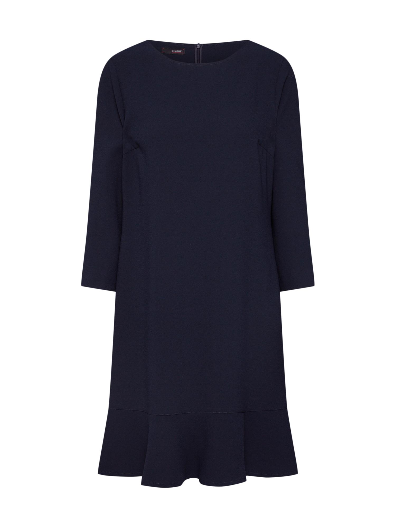 CINQUE Suknelė 'CIDATA' tamsiai mėlyna