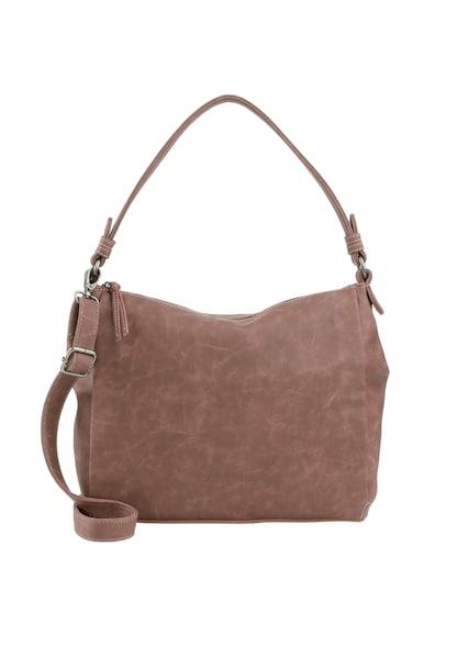 Handtaschen für Frauen - Fritzi Aus Preußen Handtasche 'Alina' braun  - Onlineshop ABOUT YOU