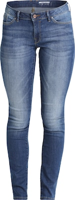 EDC BY ESPRIT Skinny Jeans mit Waschung
