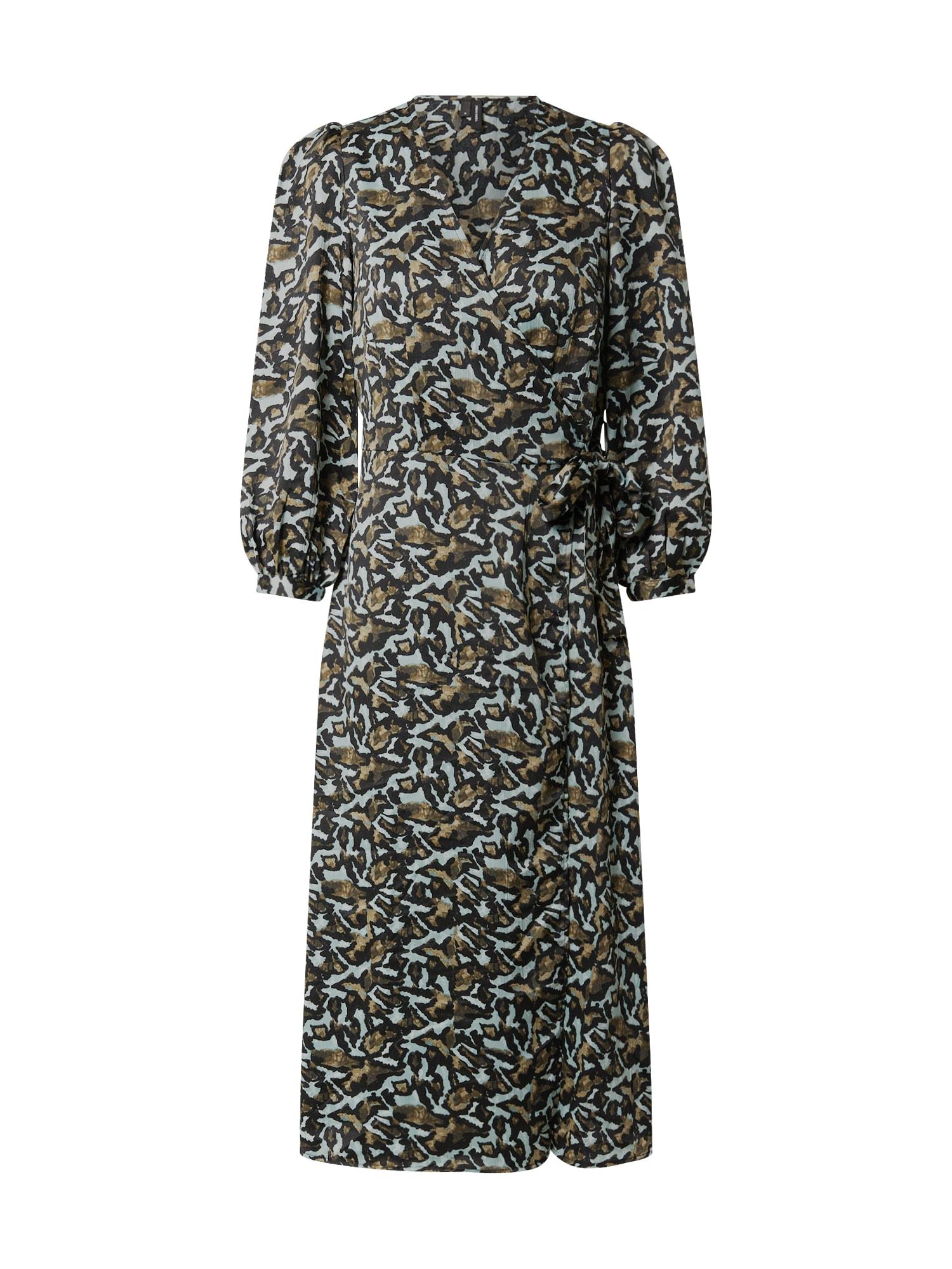 VERO MODA Košeľové šaty 'CAMBRIA'  zmiešané farby