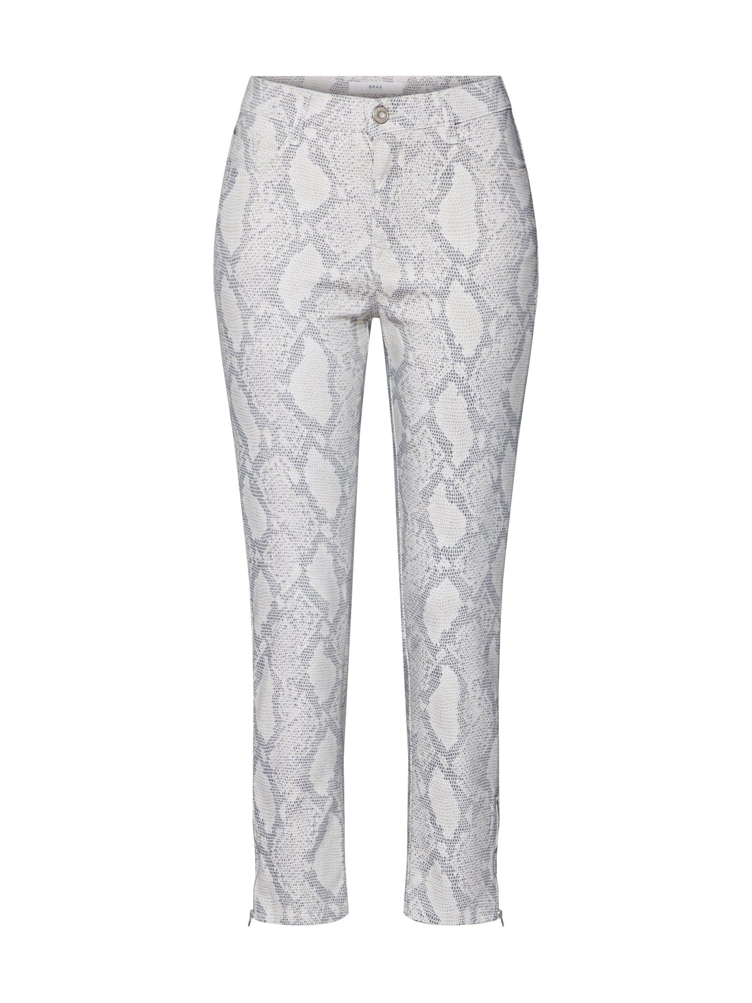 BRAX Kelnės 'Mary S' šviesiai pilka