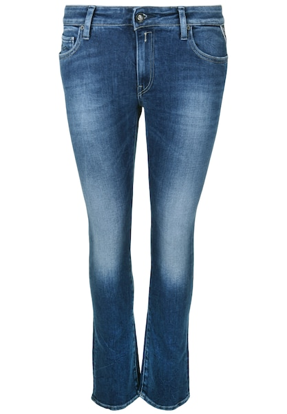 Hosen für Frauen - REPLAY Jeans 'DOMINIQLI' blue denim  - Onlineshop ABOUT YOU