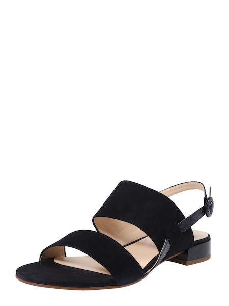 Sandalen für Frauen - Högl Sandalen kobaltblau  - Onlineshop ABOUT YOU