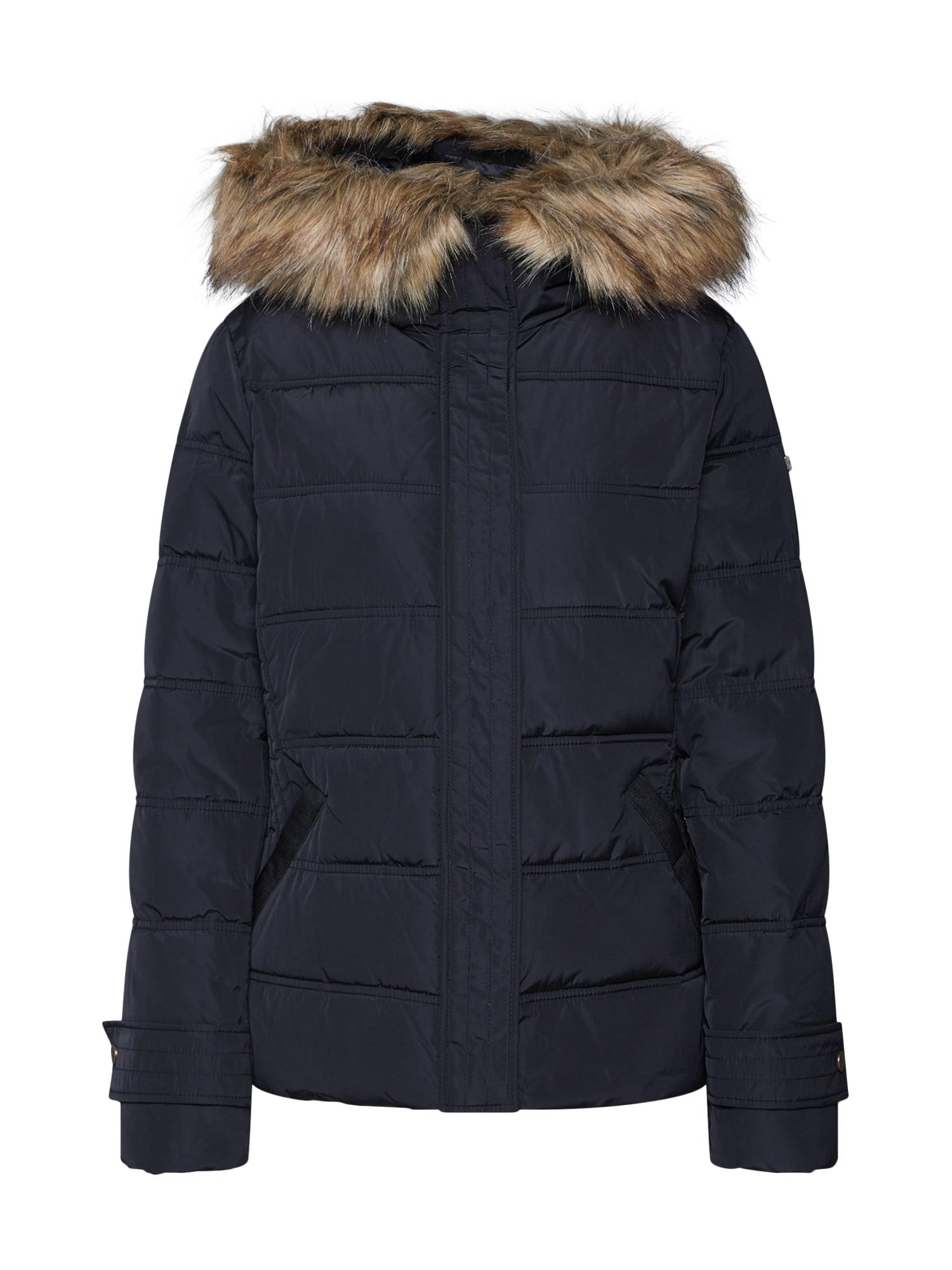 ESPRIT Žieminė striukė '3M Thinsulate' juoda