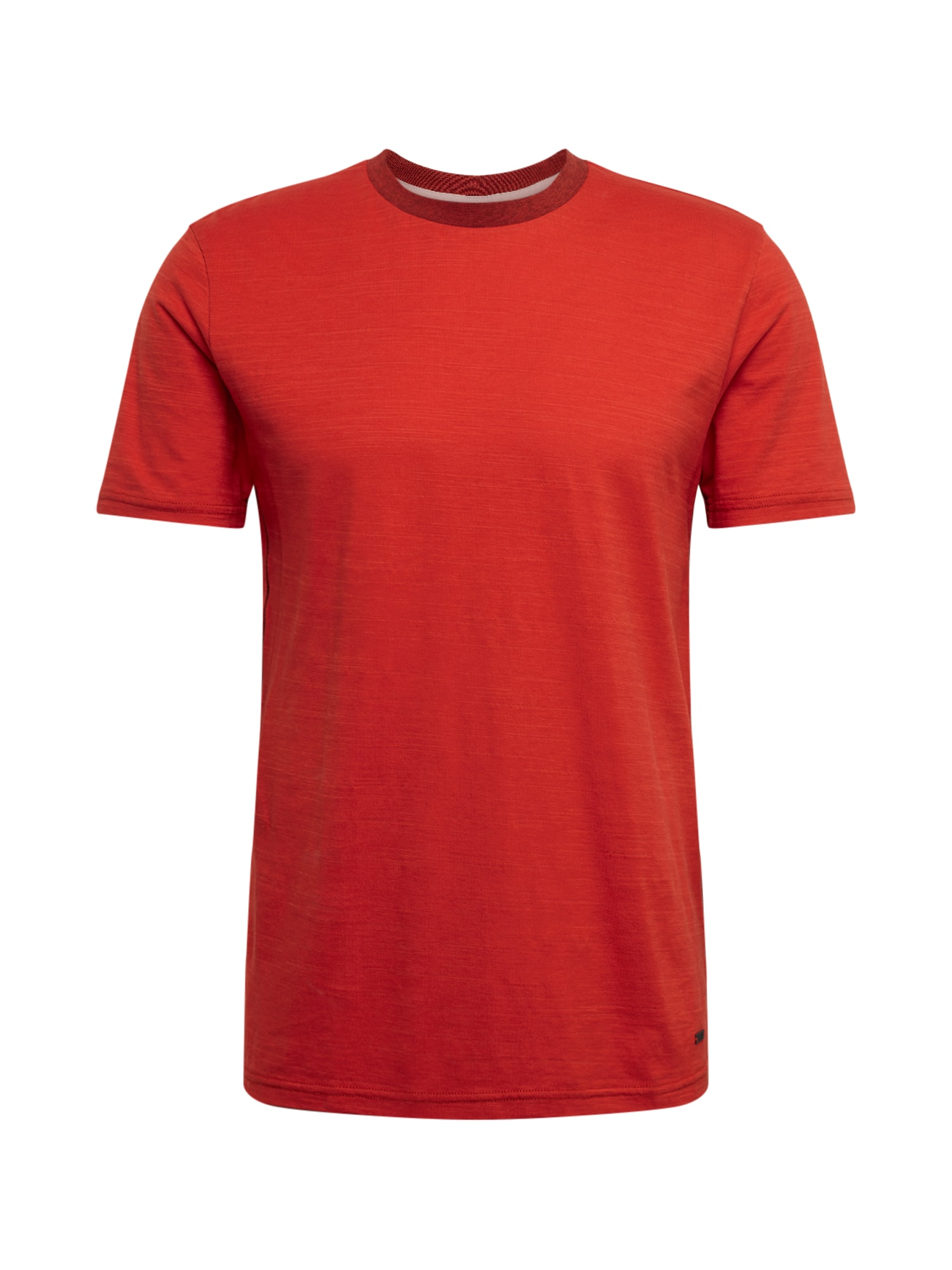 BOSS Marškinėliai 'Like' ugnies raudona