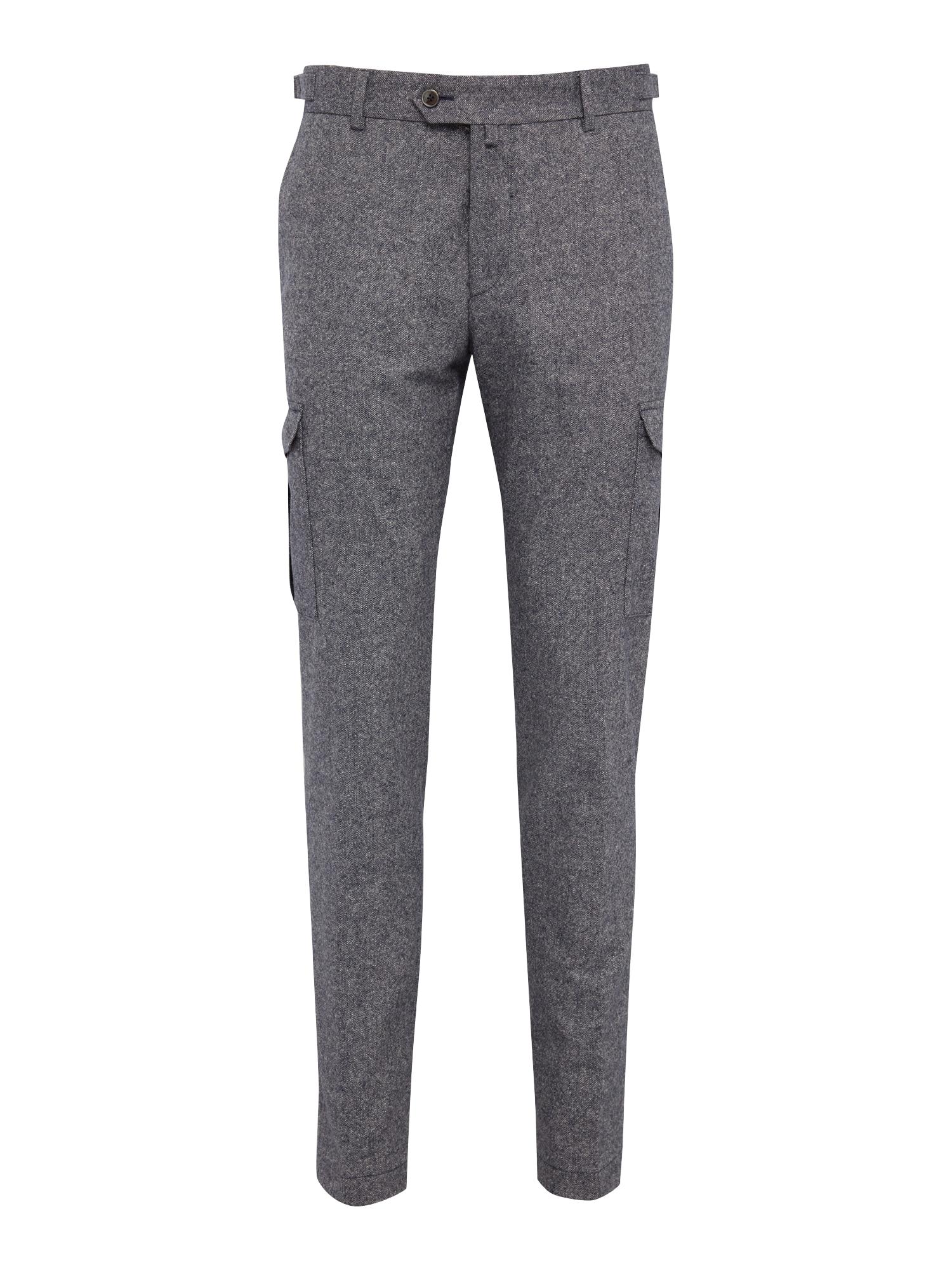 Chino kalhoty 17 JT-26Hudzon 10003892 tmavě šedá JOOP!