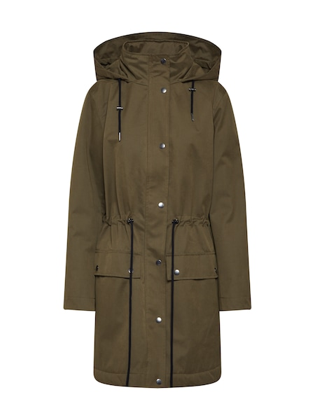 Jacken - Parka 'Agatha' mit Thinsulate Fütterung › Basic Apparel › khaki  - Onlineshop ABOUT YOU