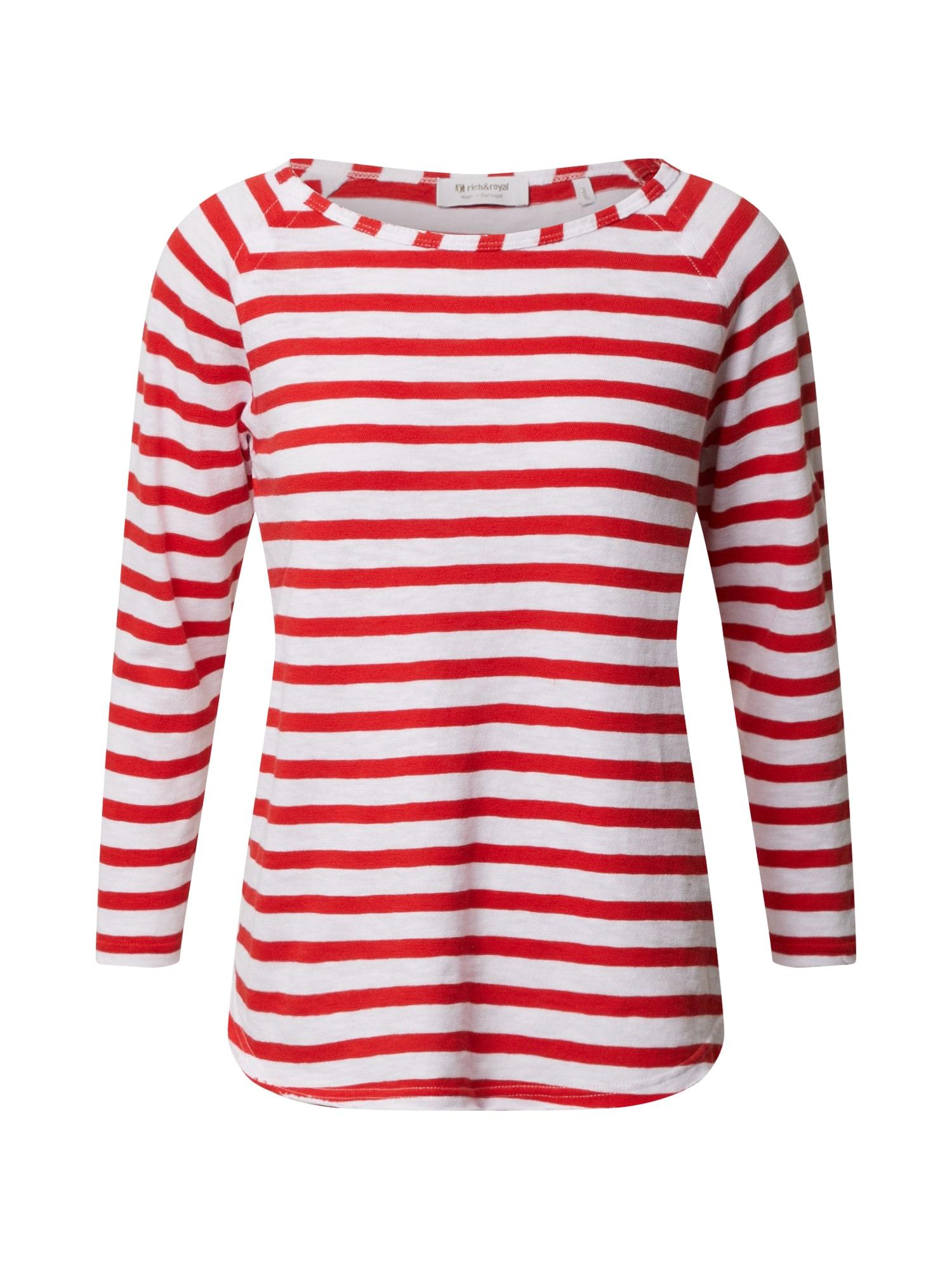 Rich & Royal Marškinėliai raudona