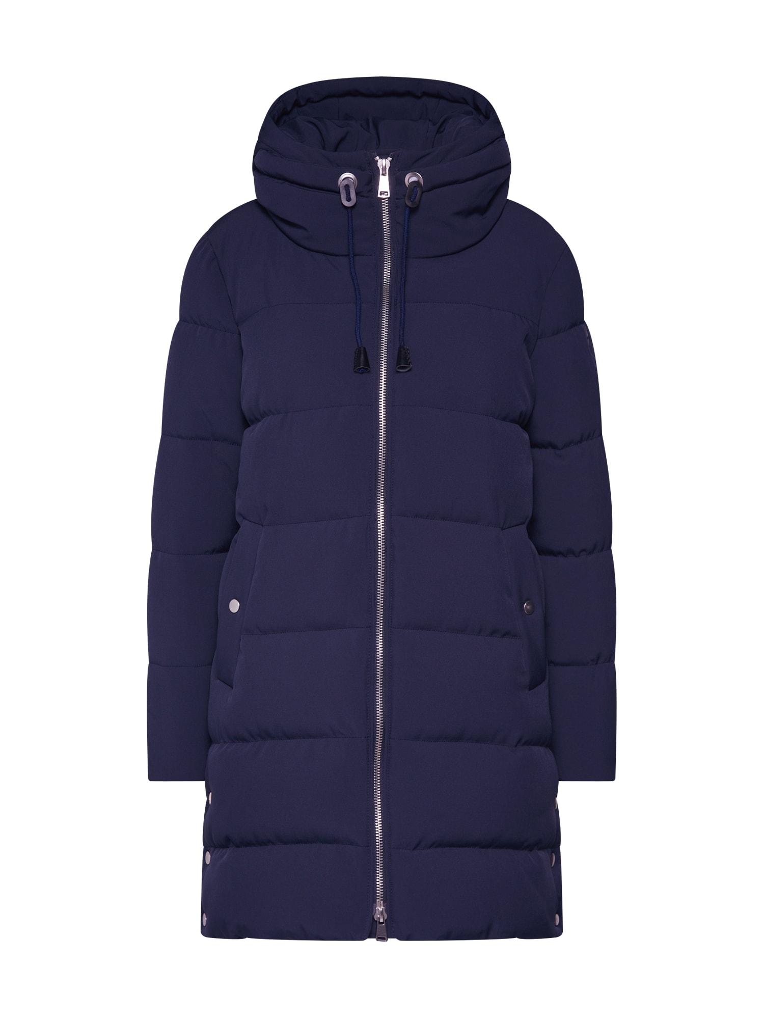 ESPRIT Žieminis paltas 'Padded Coat' tamsiai mėlyna