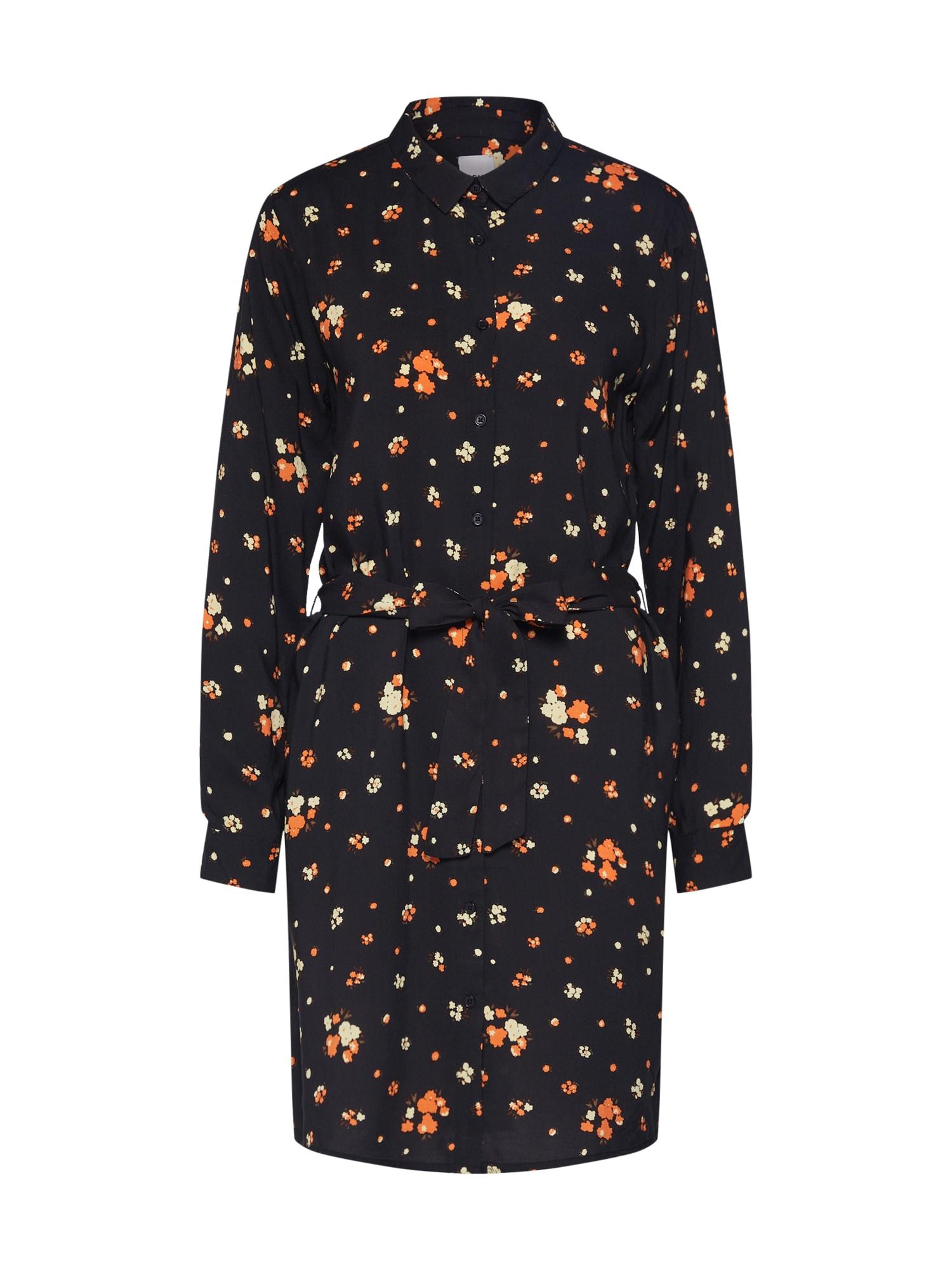 ICHI Košilové šaty 'IHVERA DR2'  mix barev