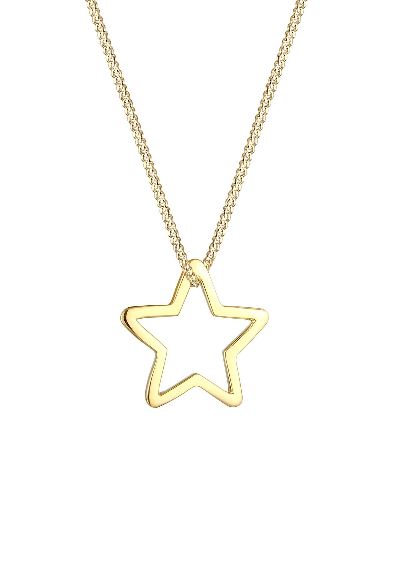 Halskette Astro, Sterne, Weihnachten | Schmuck > Halsketten > Lange Ketten | ELLI